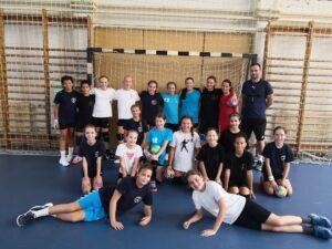 ASI DSE U12 lány kézilabda csapat