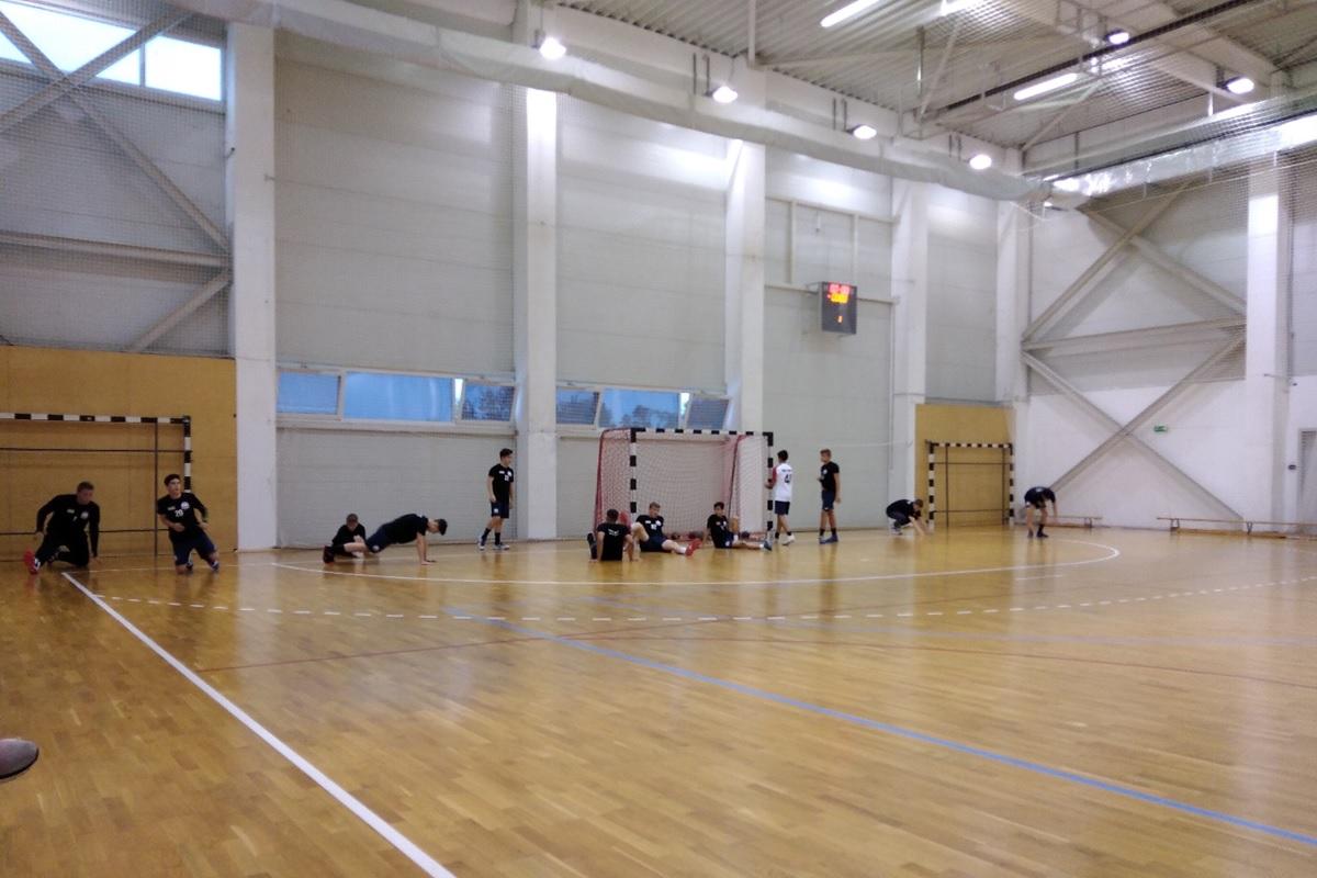 ASI DSE fiú kézilabda csapat a Serdülő bajnokságon 10.07