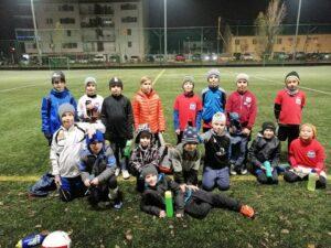ASI DSE labdarúgás - 2020. december - U9
