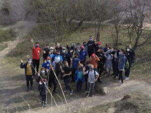 ASI DSE Kajak-kenu - Csapatépítő túra a Pilisben