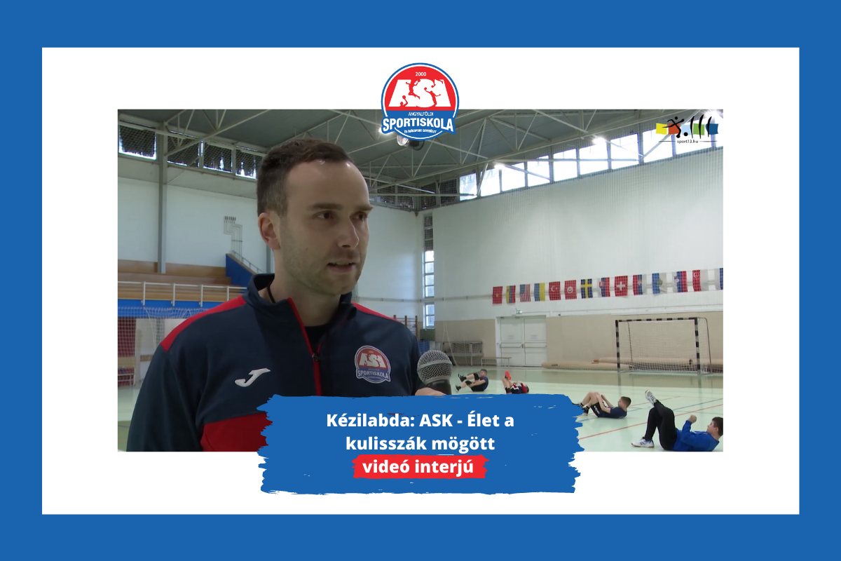 ASI DSE Kézilabda - ASK videóinterjú