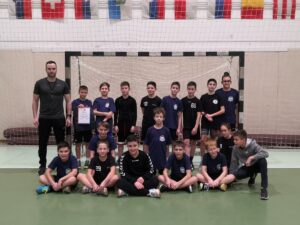 ASI DSE U12 fiú kézilabda csapat