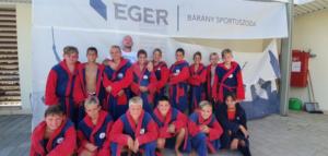 Egri edzőtábor a 2009-es csapatnak