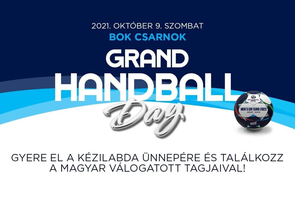 Grand Handball Day - A kézilabda ünnepe