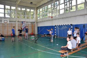 Számtech Suli - ASI DSE sportnap