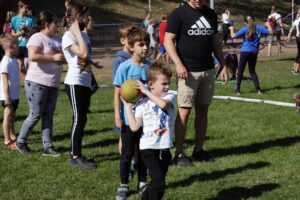Tchoukball a Nagy Sportágválasztón