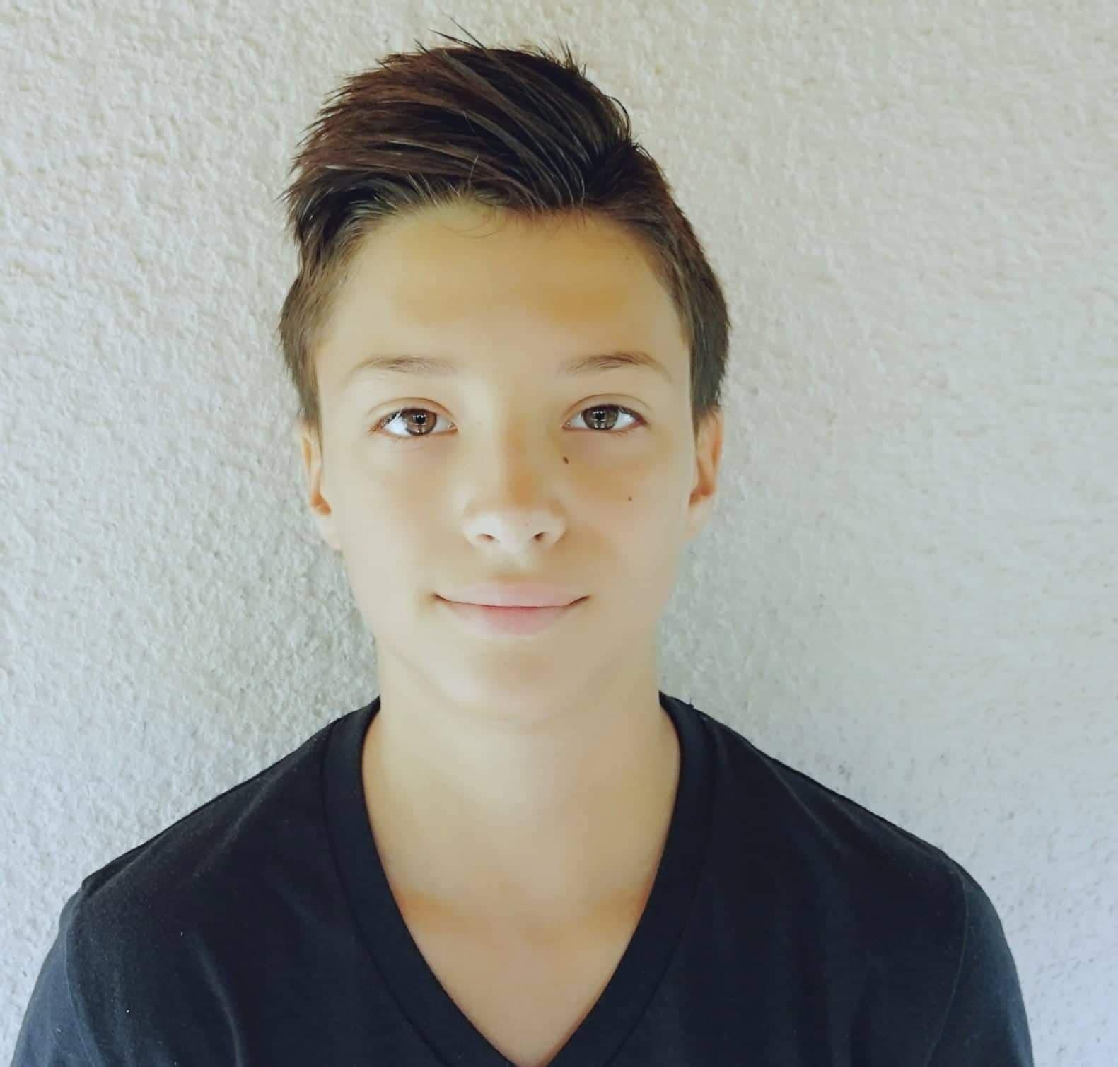Kamarási Barnabás – Serdülő, U16 fiú